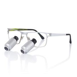 Montura para lupas binoculares Morriz Wibe blanca