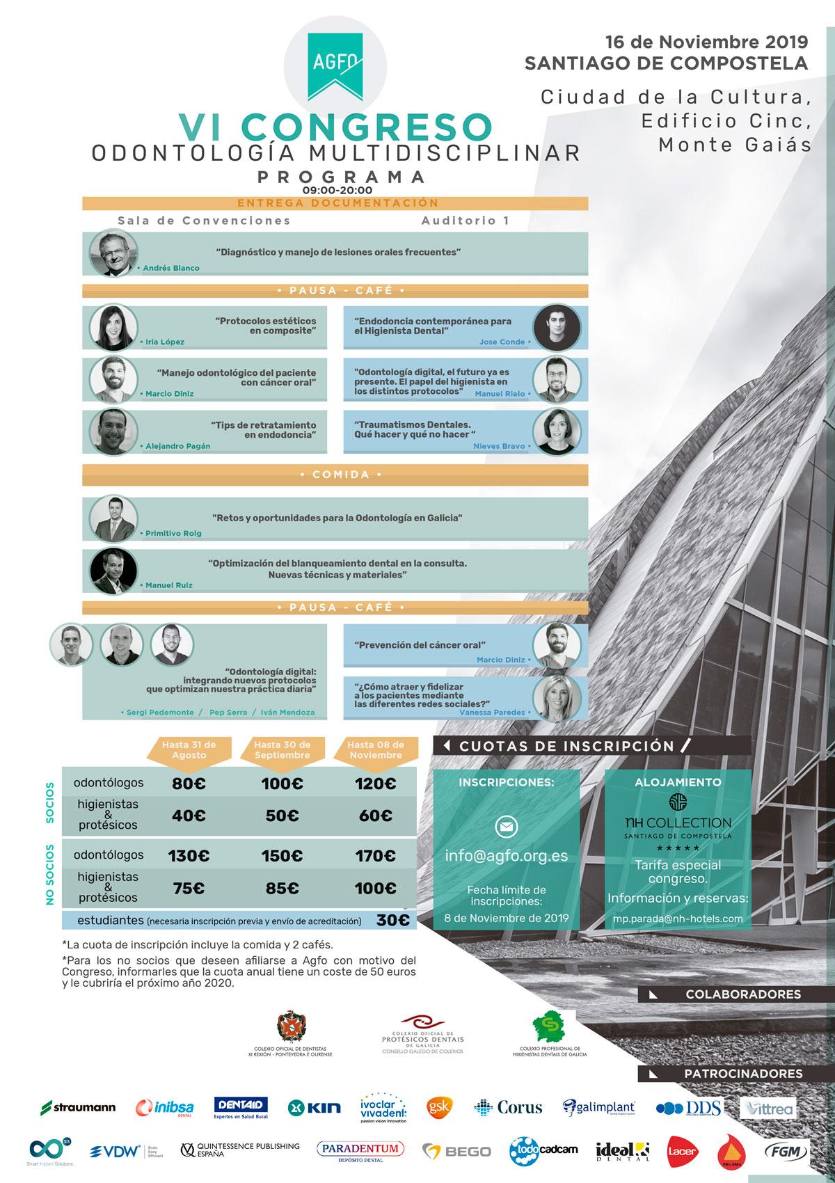 programa-congreso-dontologia-multidisciplinar-galicia